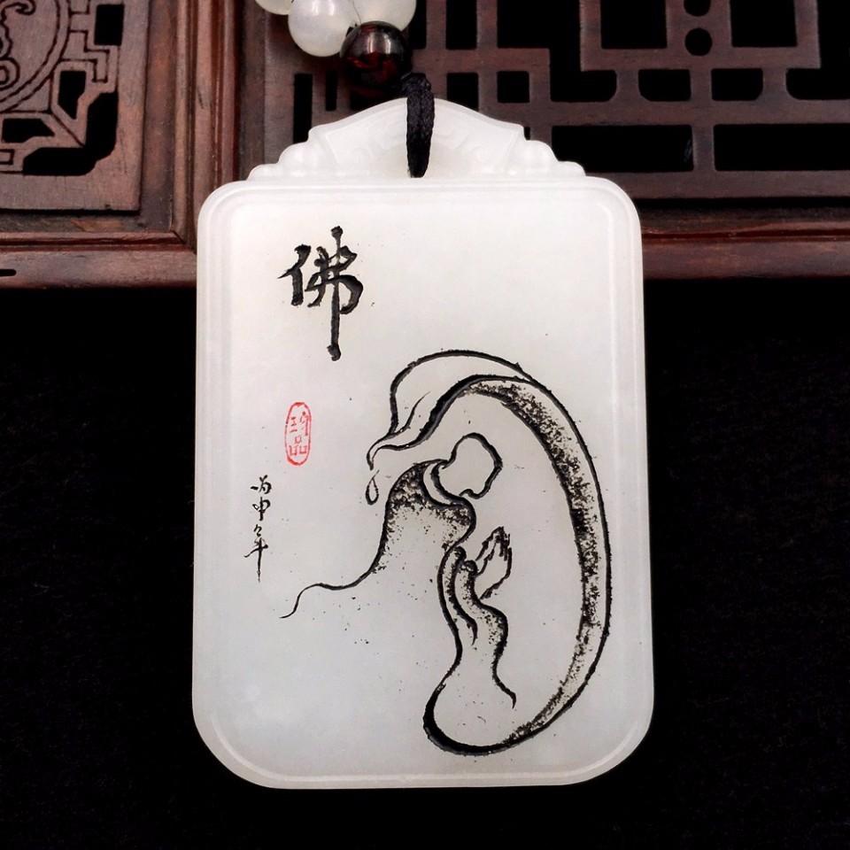 仿古玉雕体现的中国传统文化